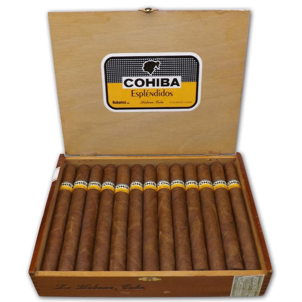 سیگار کویبا اسپلندیدو Cohiba Esplendido