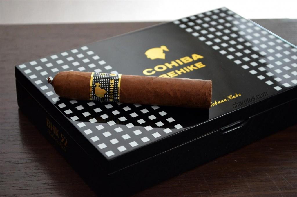 سیگار کویبا بی هایک Cohiba behike