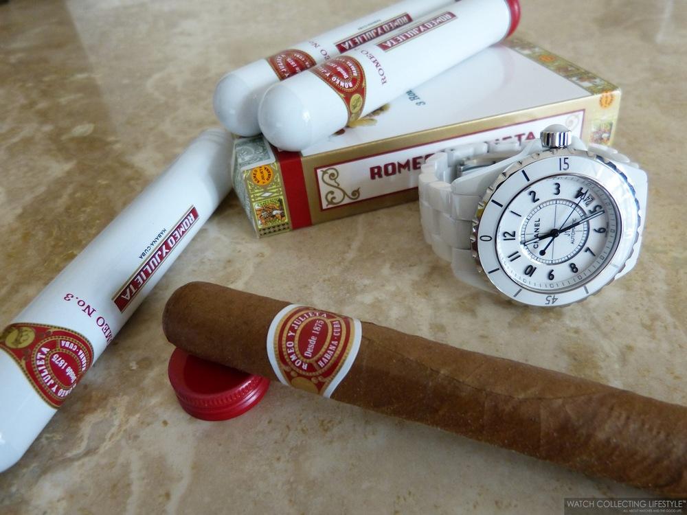 معرفی و بررسی سیگار برگ رومئو ژولیتا ROMEO Y JULIETA Romeo No.3 Tubos